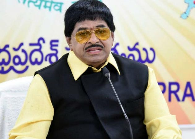 TDP Ambika Krishna Likely To Join In BJP
