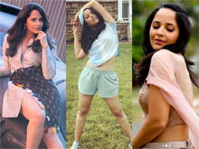 Anasuya Latest Instagram Photos