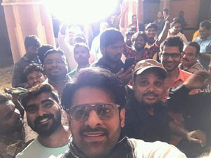 Finally Completed Saaho Movie Shooting