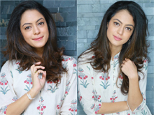 Heroine Anya Singh new Photos