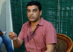 Huge Movies In A Queue From Dil Raju Banner