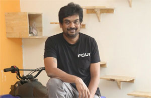 I Do Not Time To Watch Movies Says Director Puri Jagannath