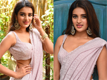 Niddhi Agerwal Interview Photos