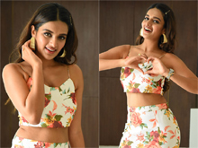 Nidhhi Agerwal Pictures