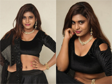 Priyanka Augustin New Photos