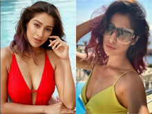 Raai Laxmi In Bikini Photos