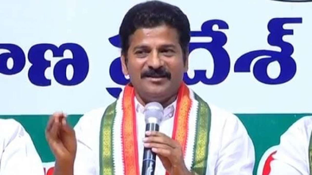 Revanth Reddy As PCC Chief in Telangana State