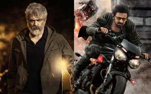 Tough Fight To Saaho Movie At Box Office