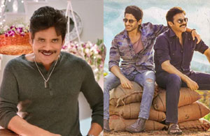 Two More Movies Release From Akkineni Family
