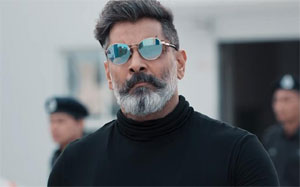 Vikram Mister KK Movie Gets Travels With His Flop Movies