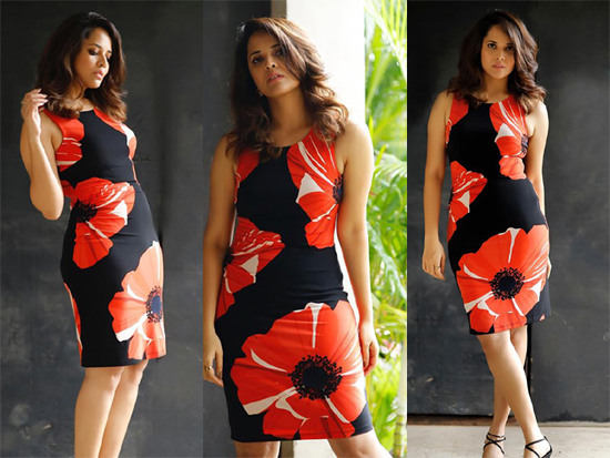 Anasuya New Photo Shoot Photos