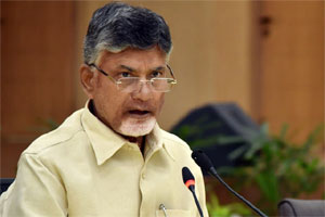 Chandrababu Supports His Rented House Issues