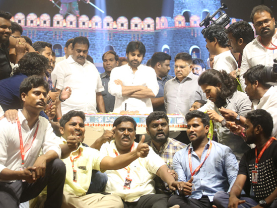 Chiranjeevi 63rd Birthday Celebrations Photos 03
