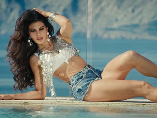 Jacqueline Fernandez In Saaho Movie Photos