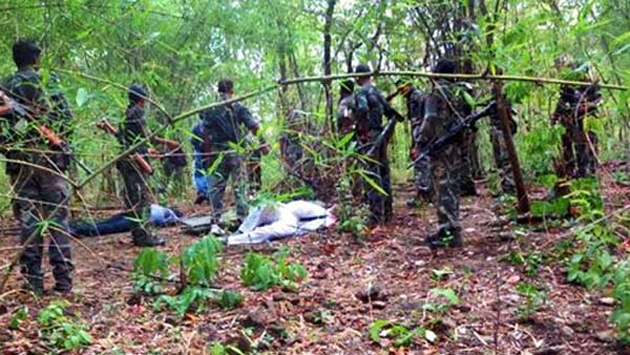 2 Women Among 3 Maoists Killed in Encounter with AP Police