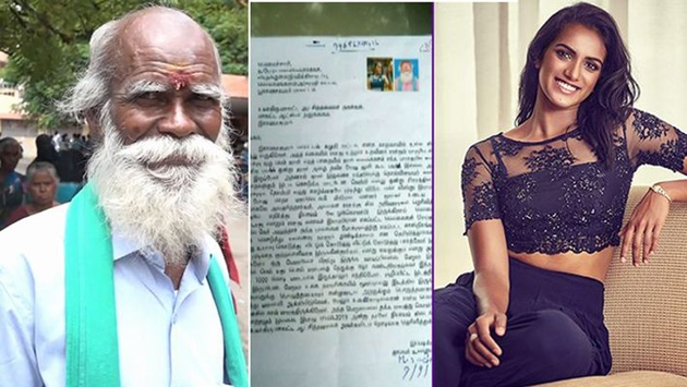 70-year-old wants to Marry PV Sindhu