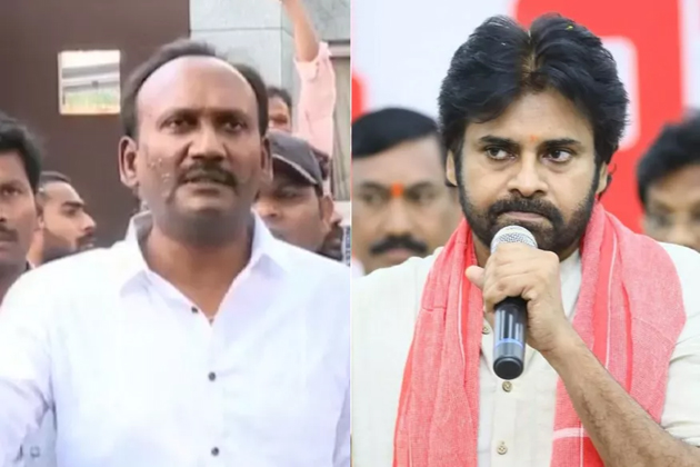 Amanchi Krishna Mohan sensational comments on Janasena Chief Pawan Kalyan.