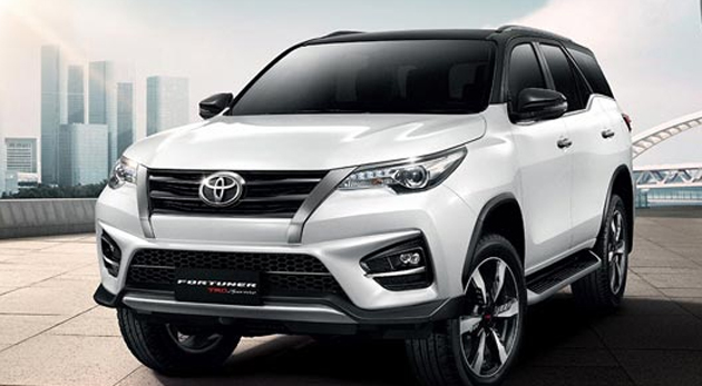 CI gives fortuner Car  As A Gift to MLA Brother