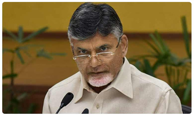 Chandrababu Naidu Fires on Police Department