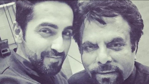 I was thrown out by my father: Ayushmann Khurrana