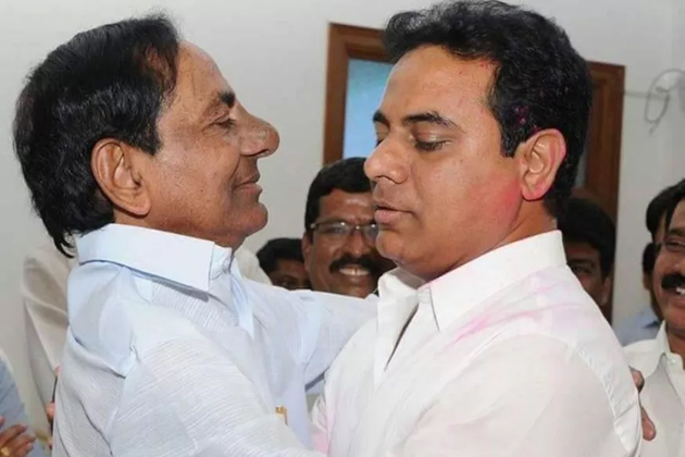 KCR Gives Clarity on about CM Post