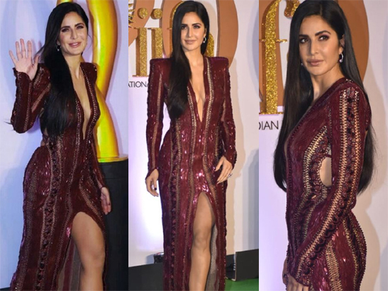 Katrina Kaif at IIFA 2019 Photos
