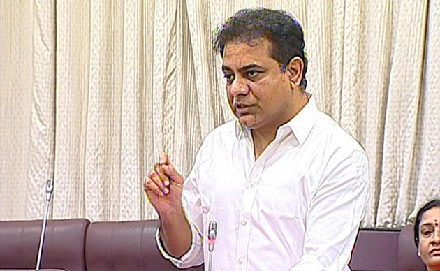 Minister KTR Gives Clarity About Uranium Mining