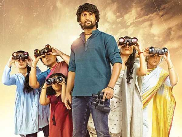 Nani Gang Leader Movie Occupies 6th Place in First Weekend USA Collections