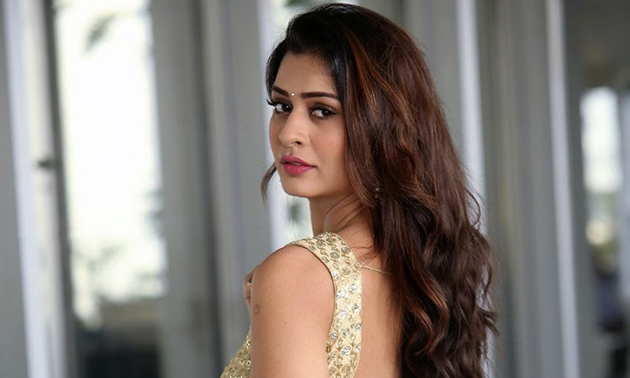 Payal Rajput Upset with a Pic with Venky Mama