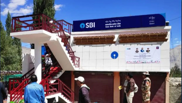 SBI lead bank for Ladakh opens 14th branch