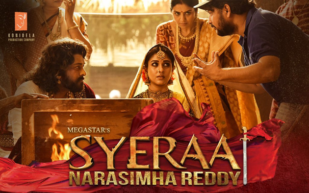 Sye Raa Team Gives Clarity on about Trailer Release
