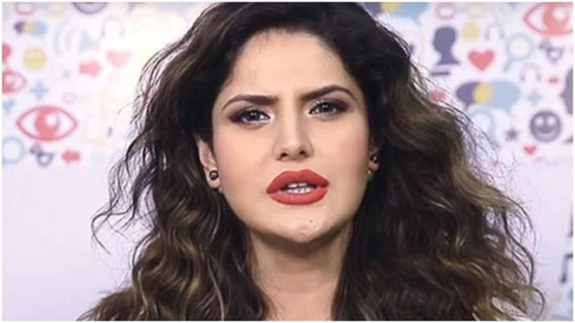 Zareen Khan shares shocking revelations on casting couch