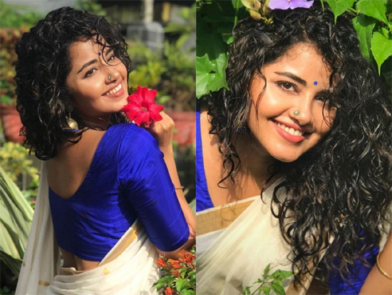 Anupama Parameswaran Latest Pictures