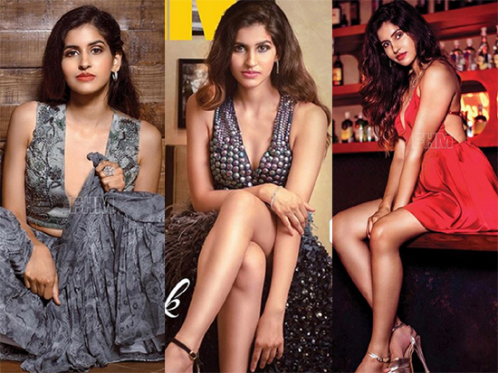 Sakshi Malik Poses for FHM