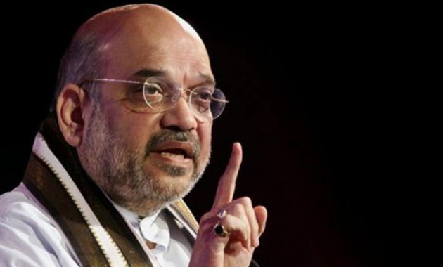 Amit Shah To Step Down As Party President?