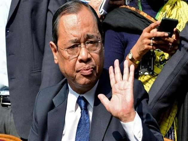CJI Ranjan Gogoi After Lawyer Tears Map During last day of hearing in Ayodhya land dispute