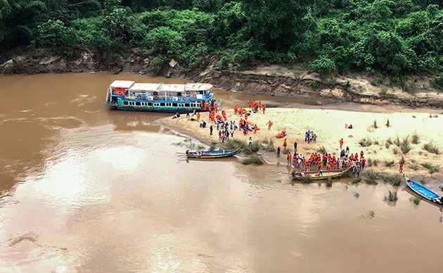 Godavari boat tragedy Completed One Month search continues victims