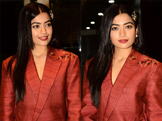 Rashmika New Photos