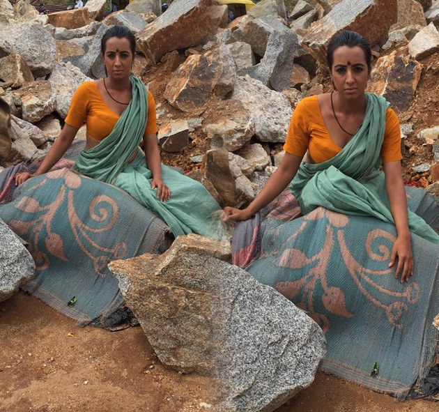 Avatar 2 Kannada: Sanjana Goes De Glam To Play A Cold Blooded Murderer For