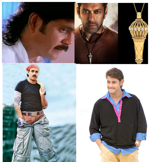 Heroes Following Fasion Trend on Movies