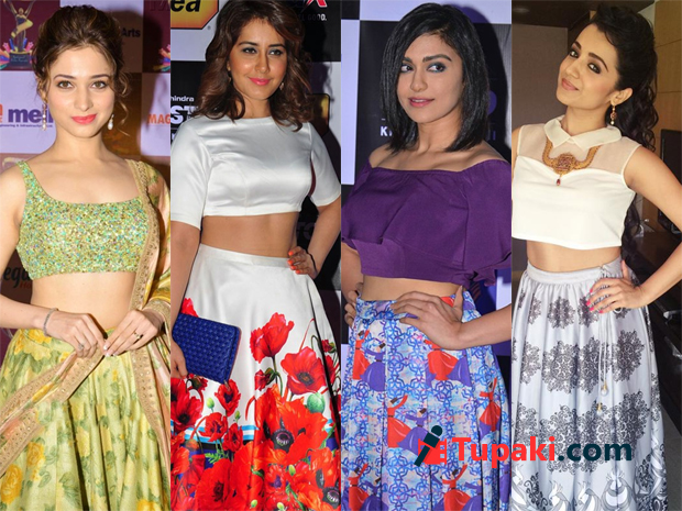 heroines Follows New Trend to Attend Events