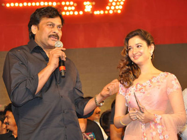 Tamanna Item Song in Chiranjeevi 150th Movie