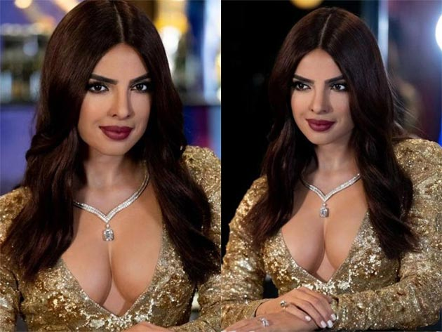Priyanka Chopra Wax Statue Photos