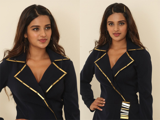 Actress Nidhhi Agerwal Pictures
