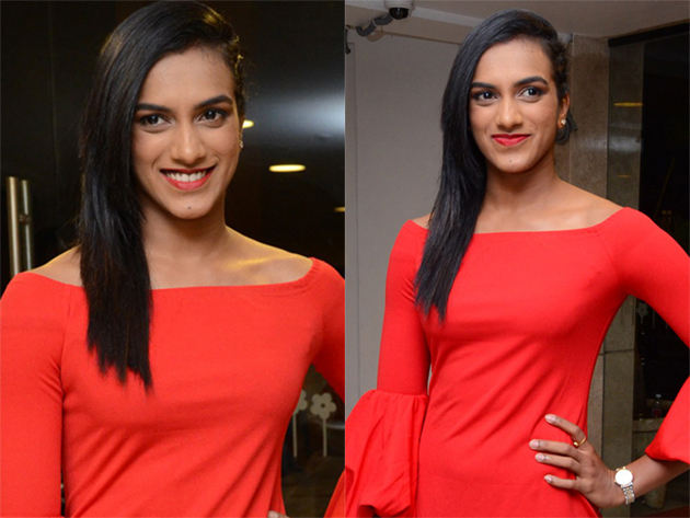 PV Sindhu Latest Photos