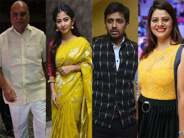 Celebs at Kalamandir Foundation 11th Anniversary Photos