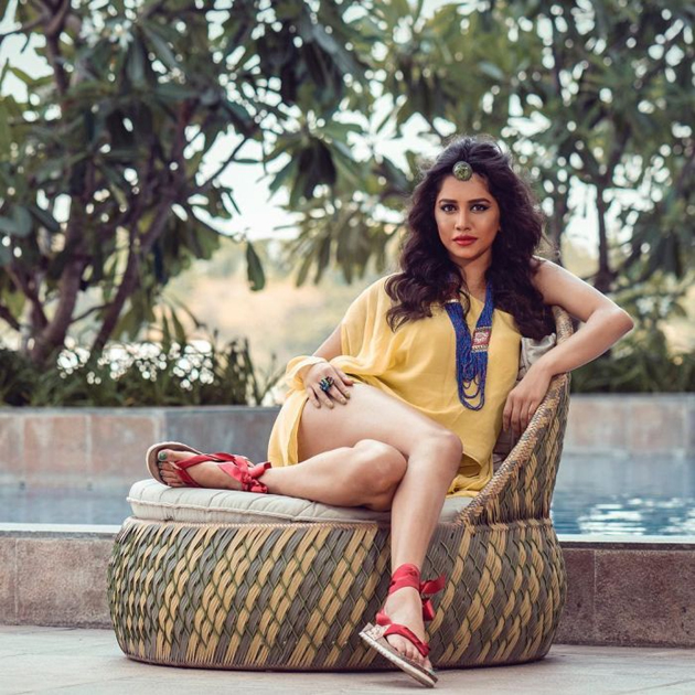 Nabha Natesh Latest Photo Shoot