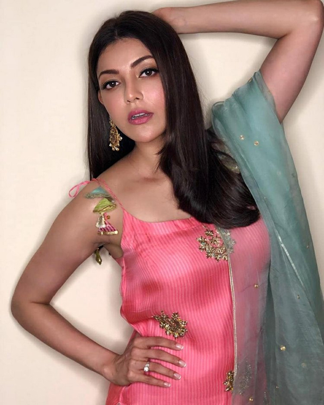 Kajal Agarwal Latest PIctures