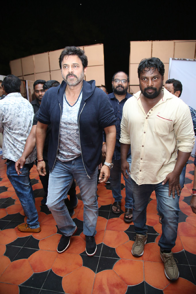 Valmiki Pre Release Event Photos