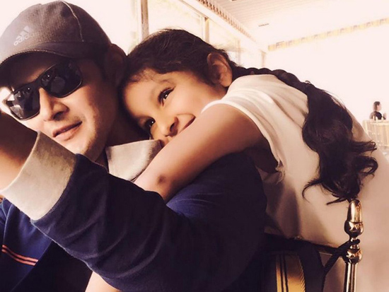 Mahesh babu Vacation With Family Photos